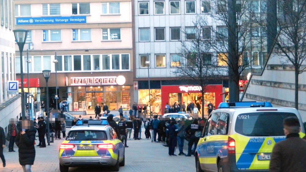 Polizei Pforzheim Süd