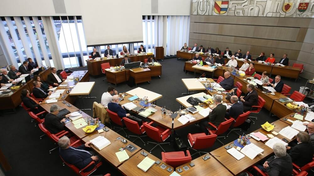 Gemeinderat Pforzheim