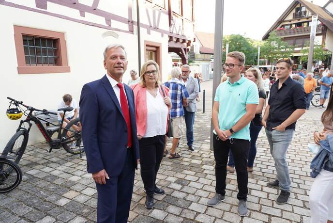 Bürgermeisterwahl Königsbach-Stein