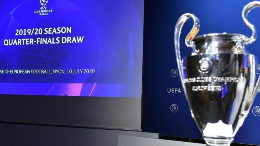 Champions League FC Bayern Gegen Neapel Oder Bar U00e7a PZ